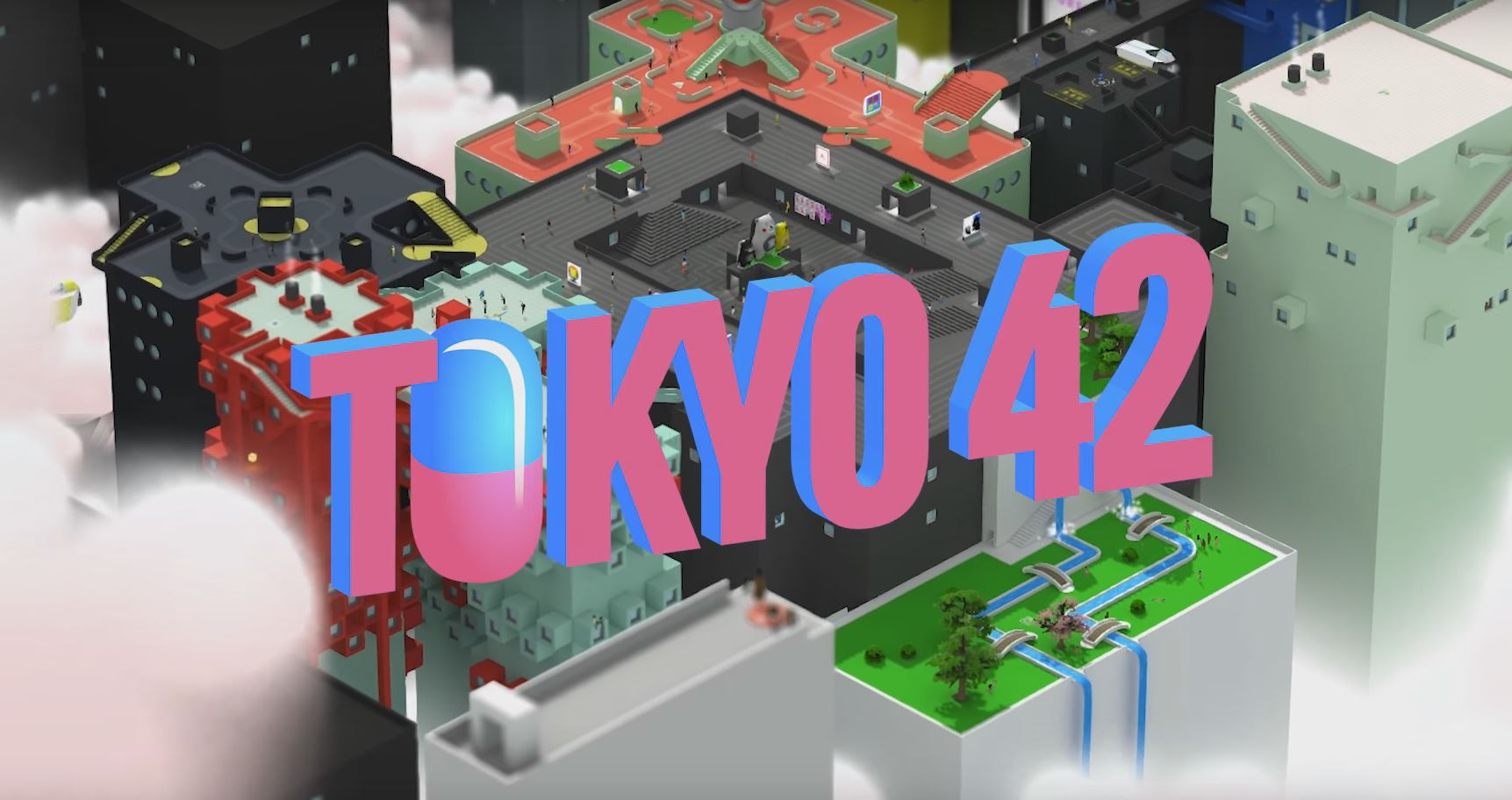 tokyo 42 logo