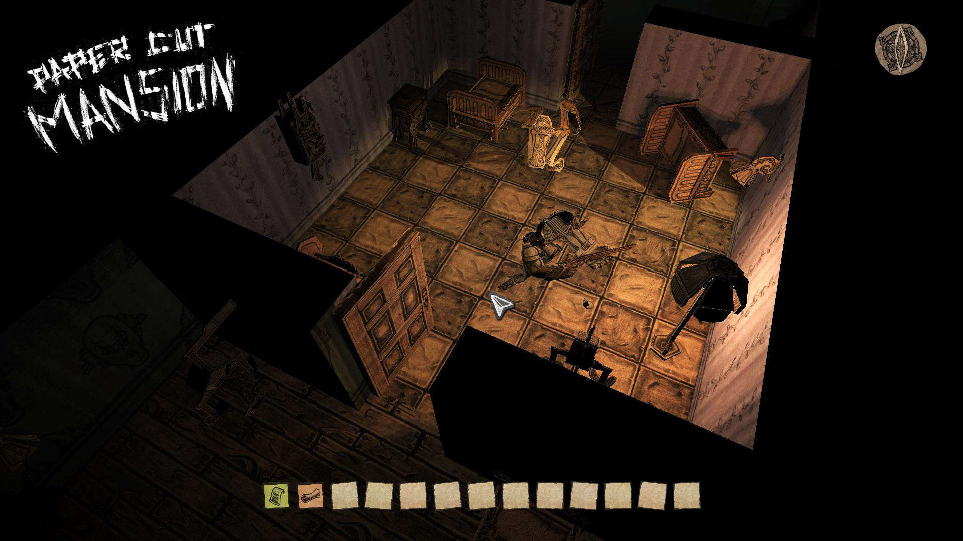 Paper Cut Mansion screenshot