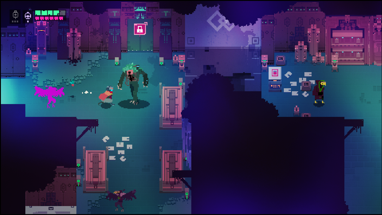 Hyper Light Drifter Coming To Switch The Indie Game Website