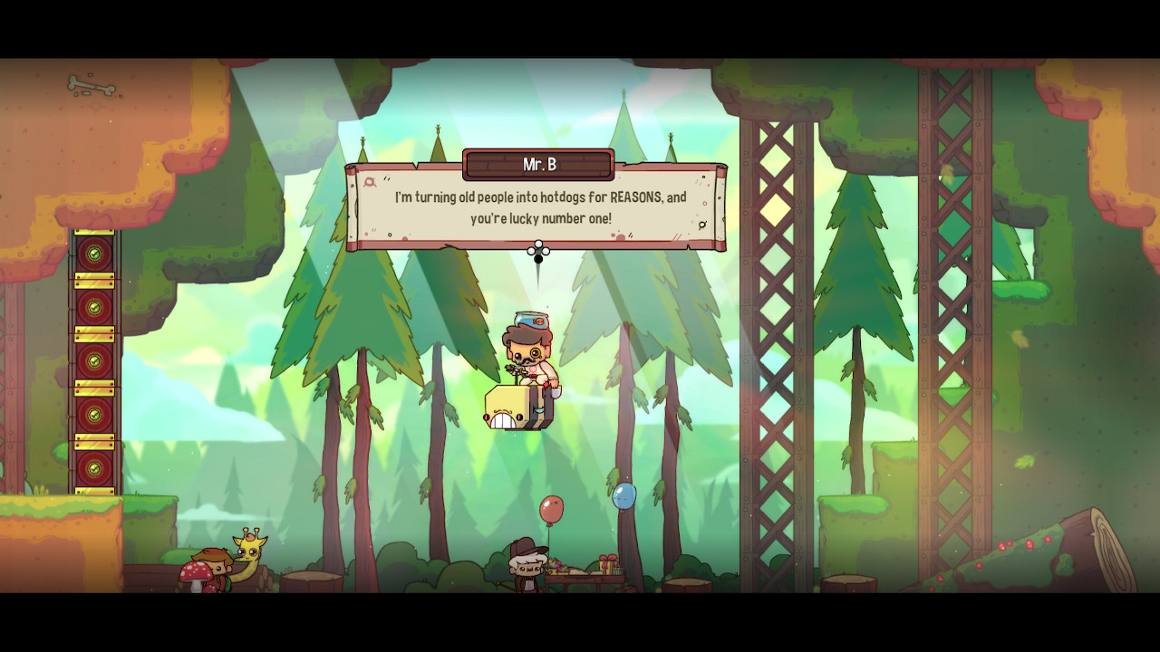 The Adventure Pals Switch review