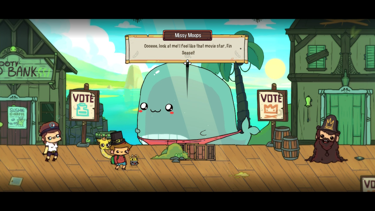The Adventure Pals gameplay screenshot