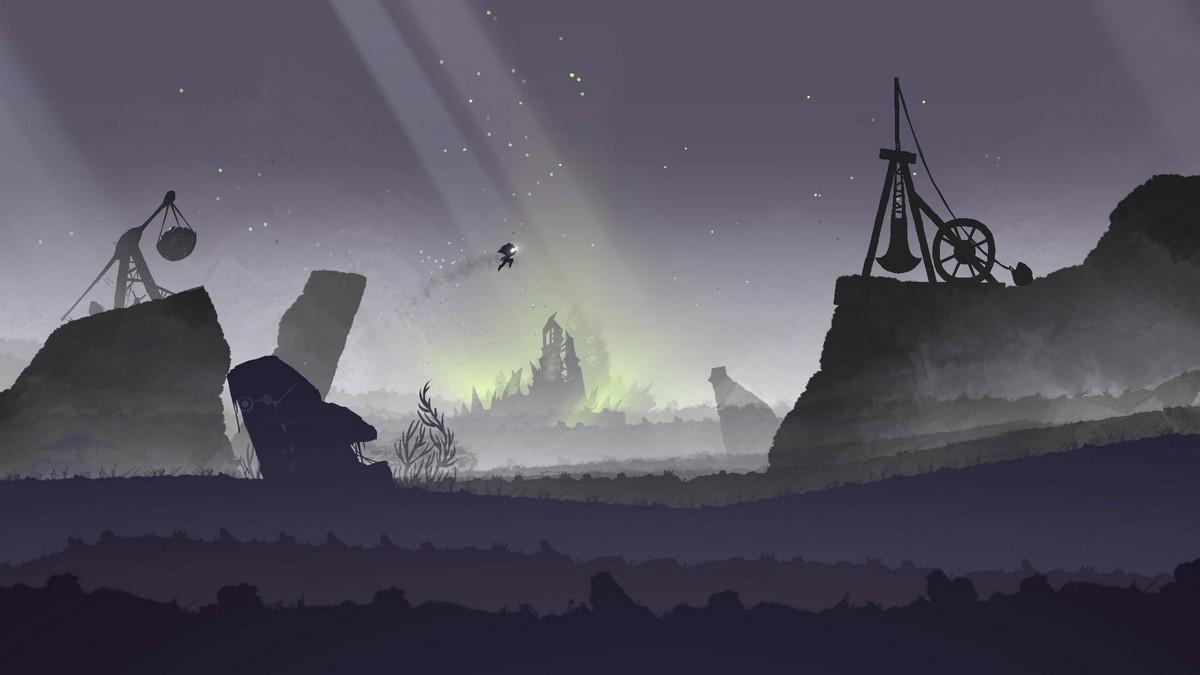 Light Fall gameplay screenshot