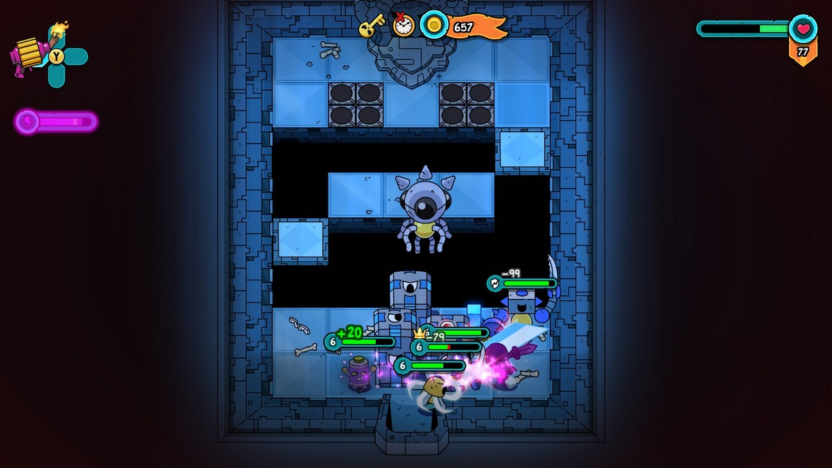 The Swords of Ditto PC screenshot