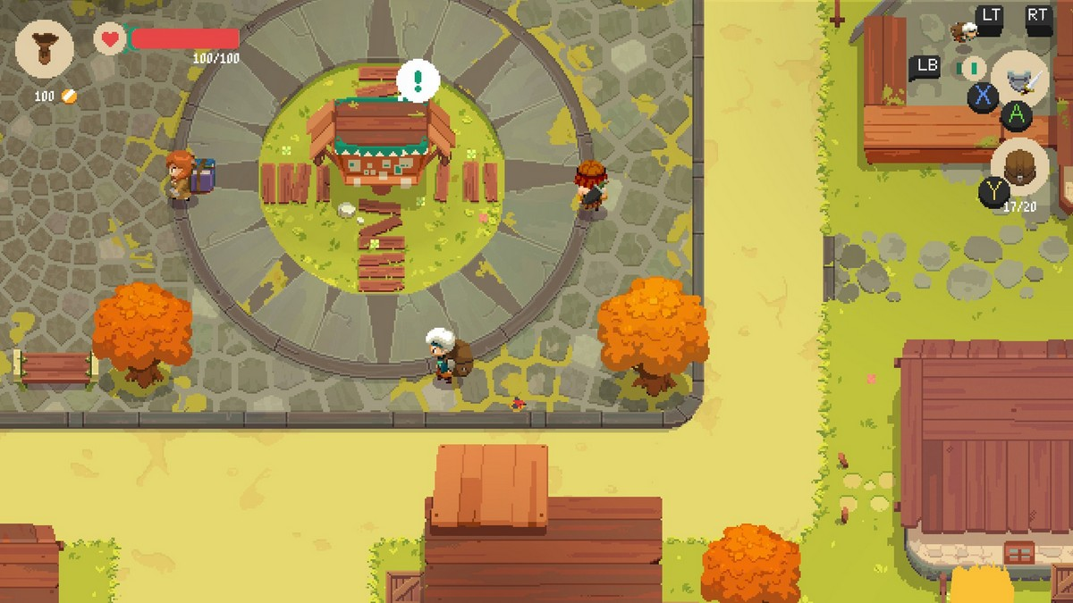 Moonlighter PC review