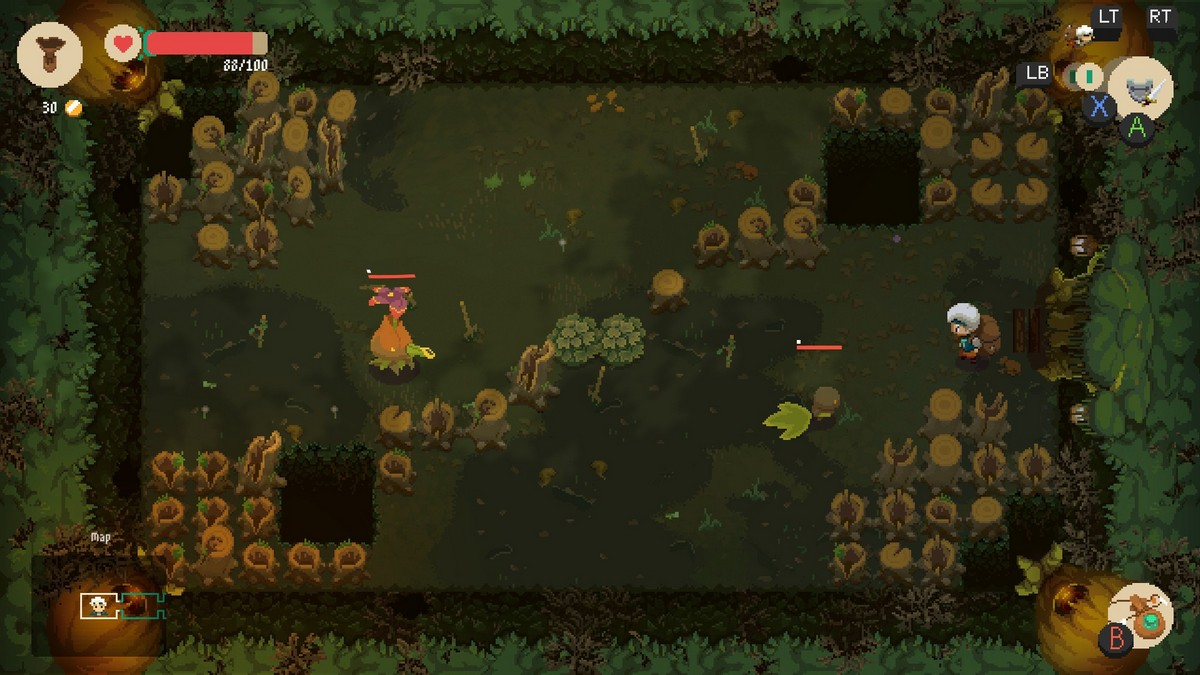 Moonlighter game review