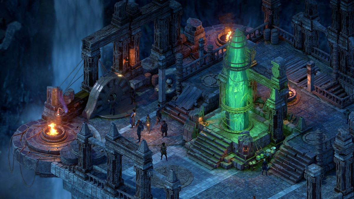 Pillars of Eternity II: Deadfire review   The Indie Game Website