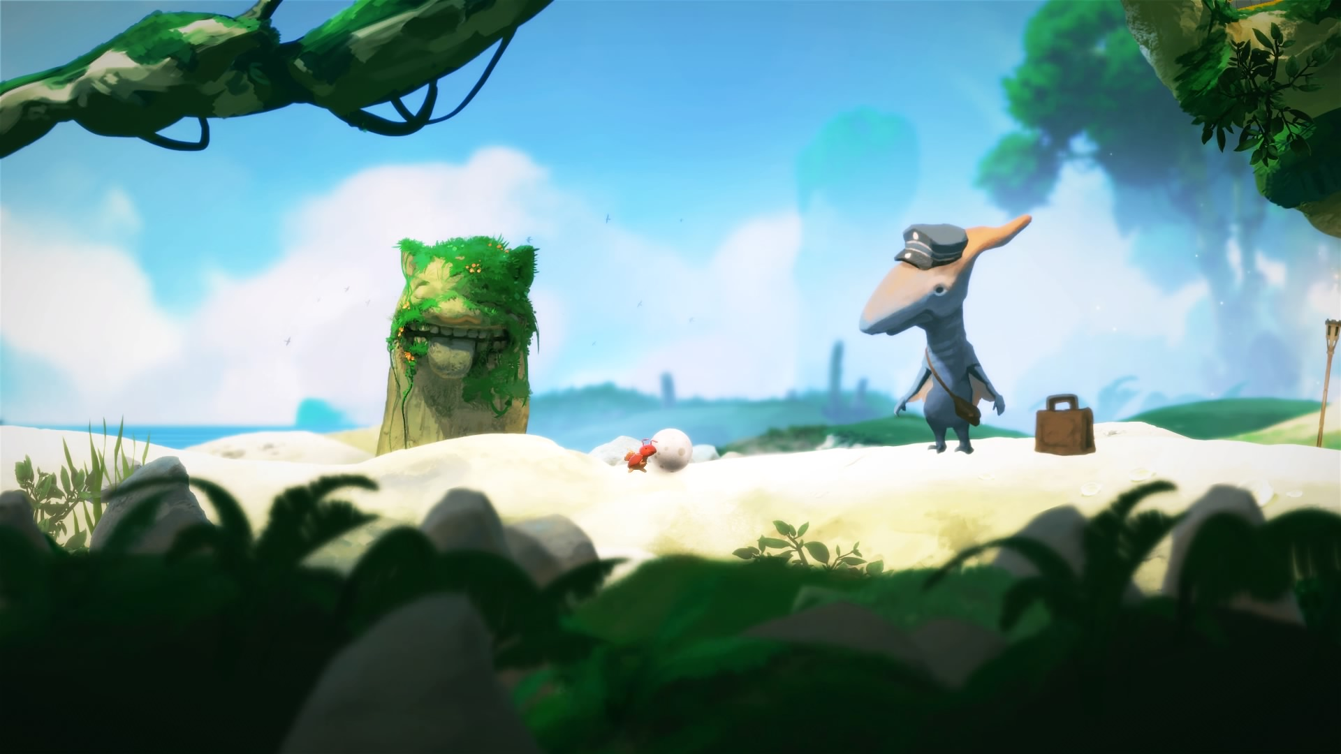 Yoku's Island Express PS4 review