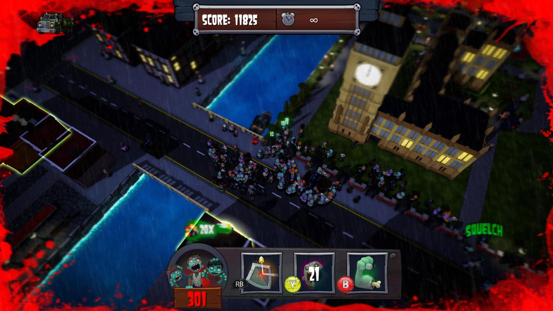 Horde Zombie Outbreak