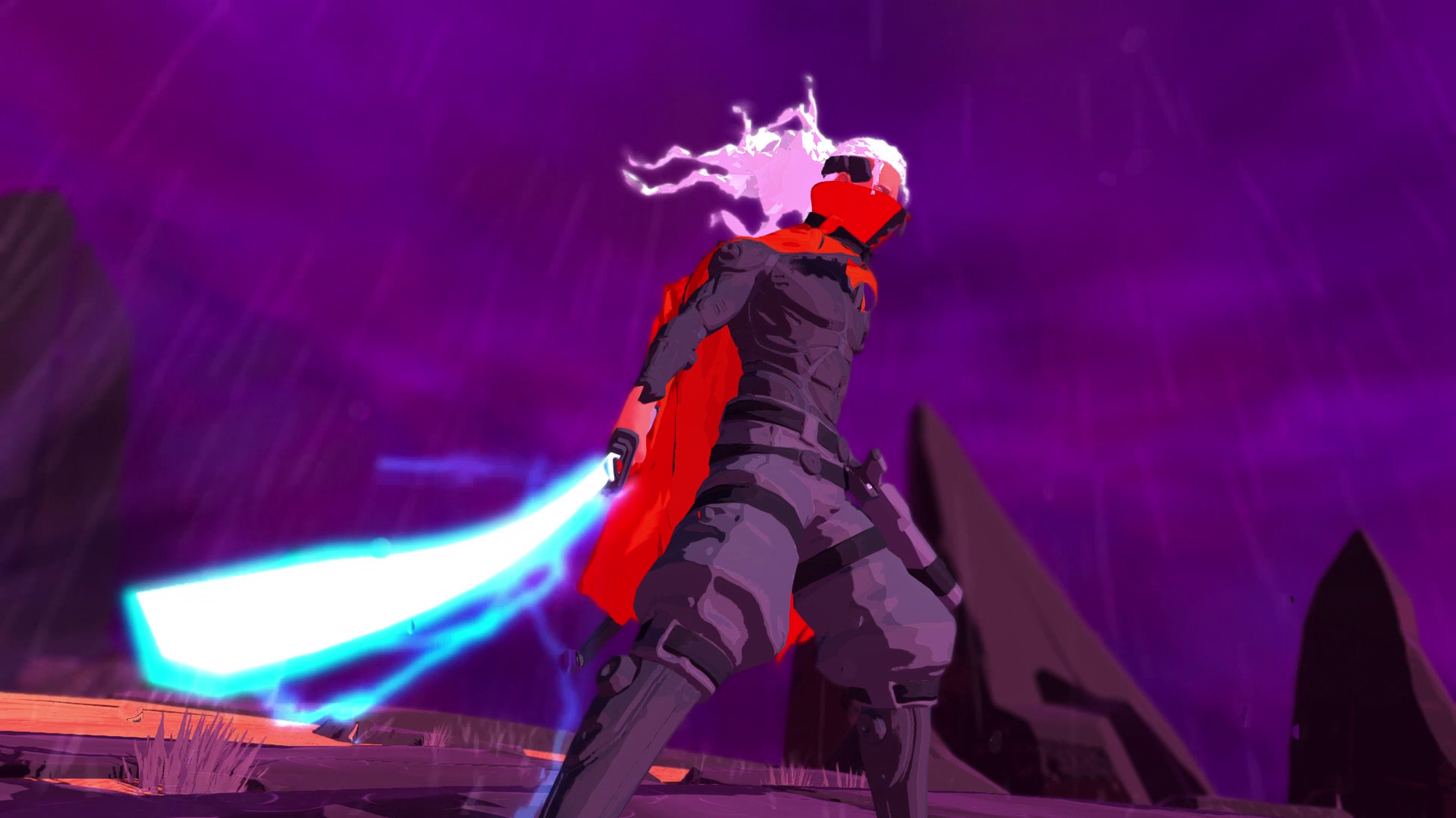 Furi coming to Switch in early 2018
