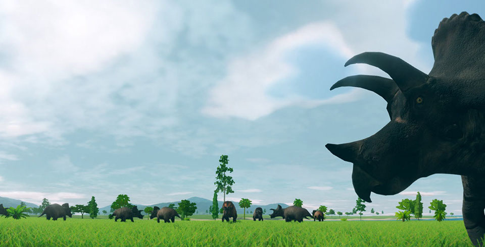 Prehistoric Kingdom alpha demo and Kickstarter campaign