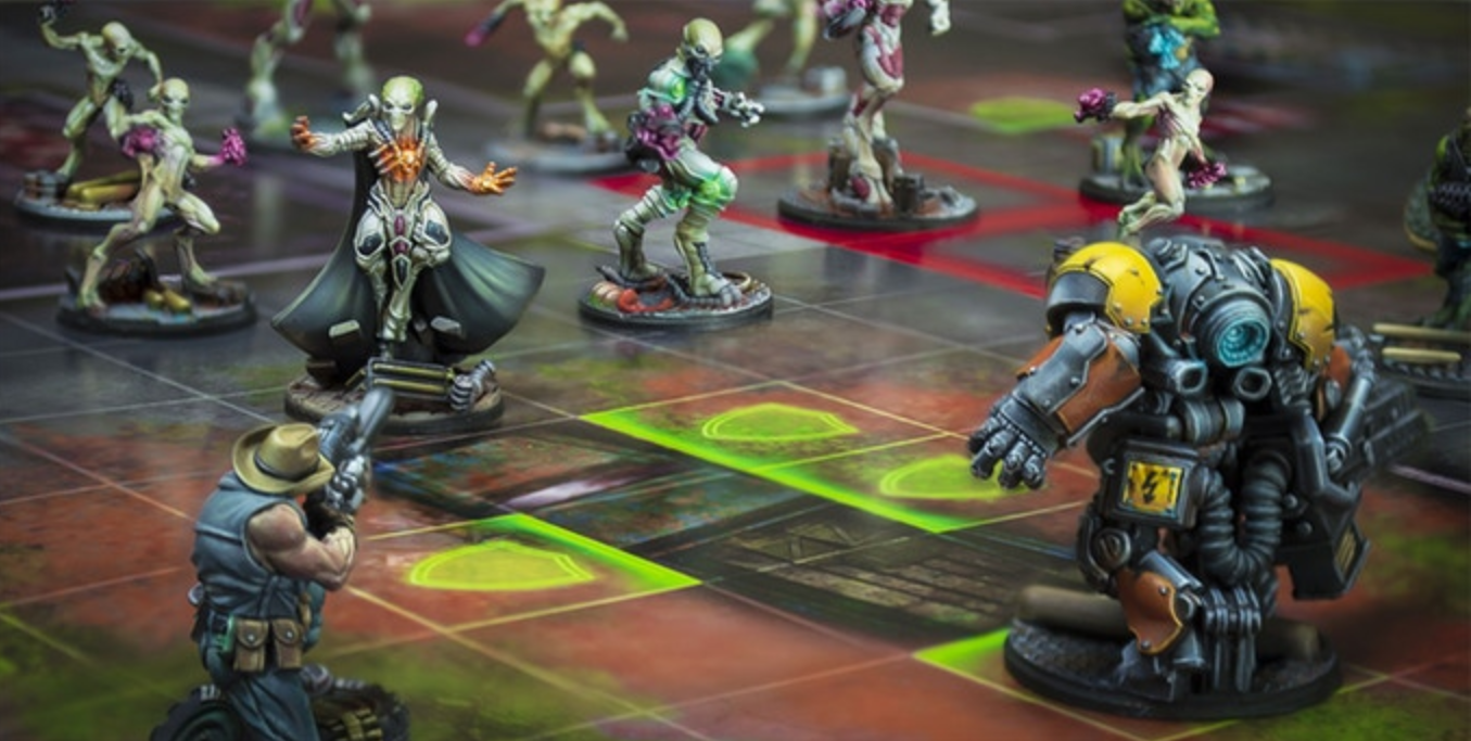 Chronicle X board game reaches Kickstarter goal in under an hour