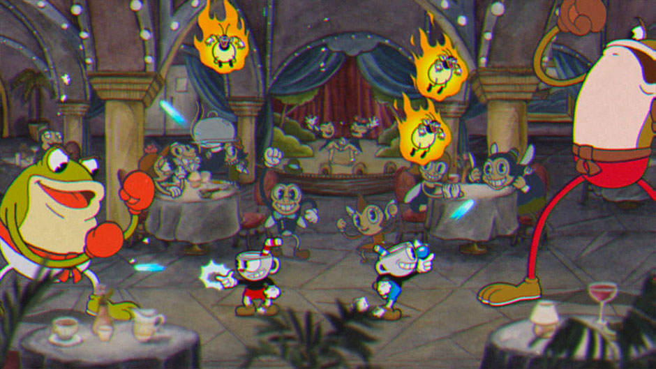 Cuphead multiple wins at The Game Awards