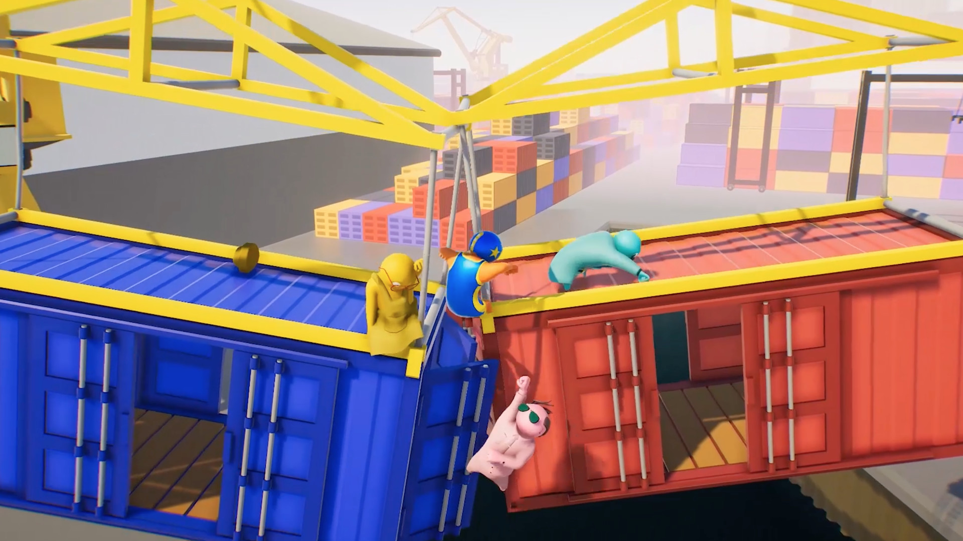 Beat up your friends with Gang Beasts' new update