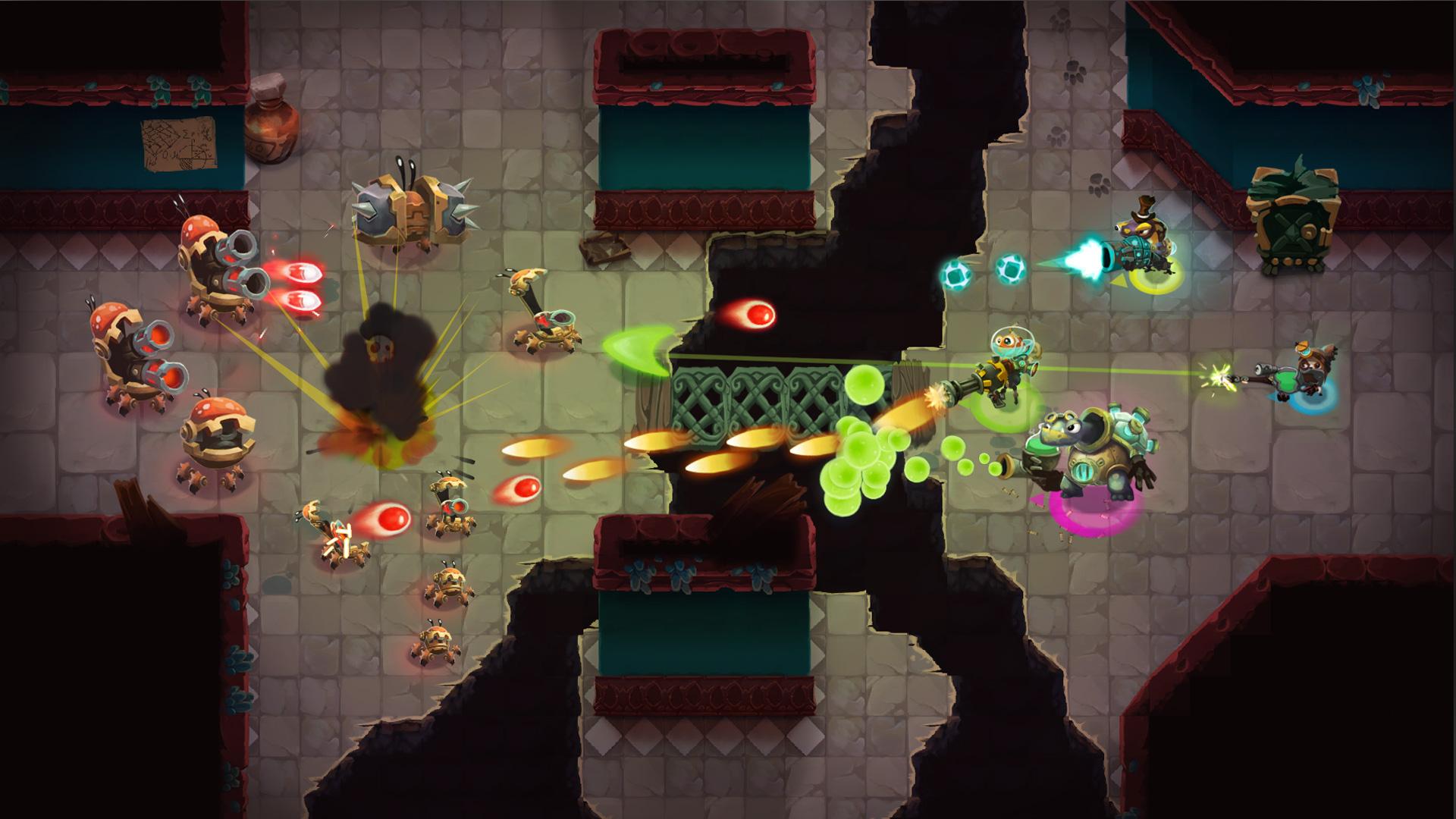Genetic Disaster gets full release on Steam