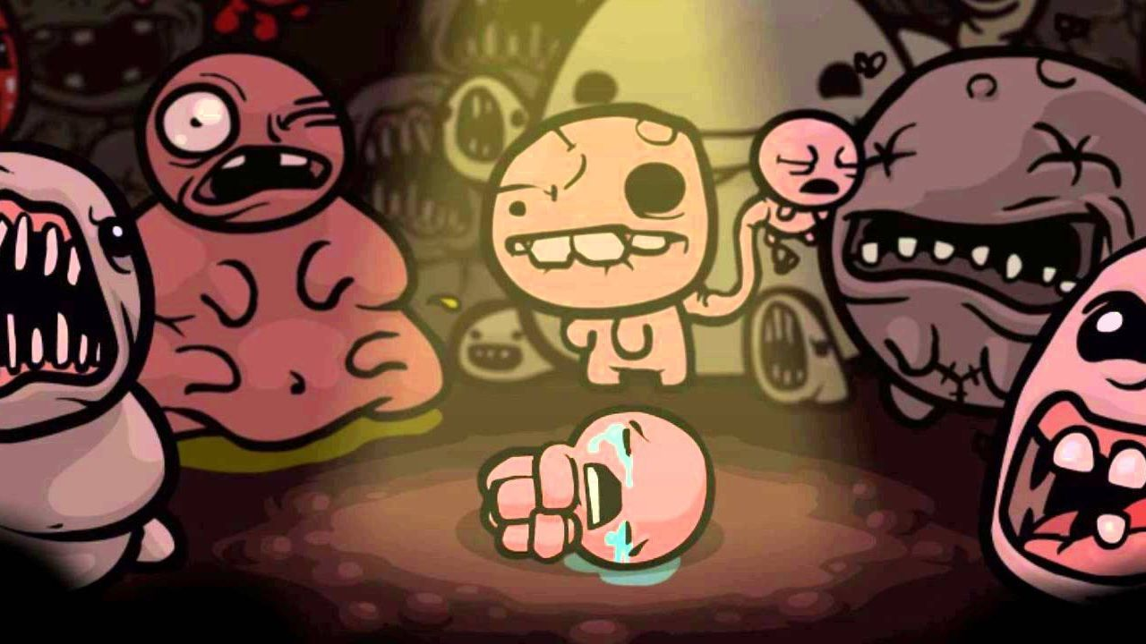 Binding of Isaac on sale for a mere 80p