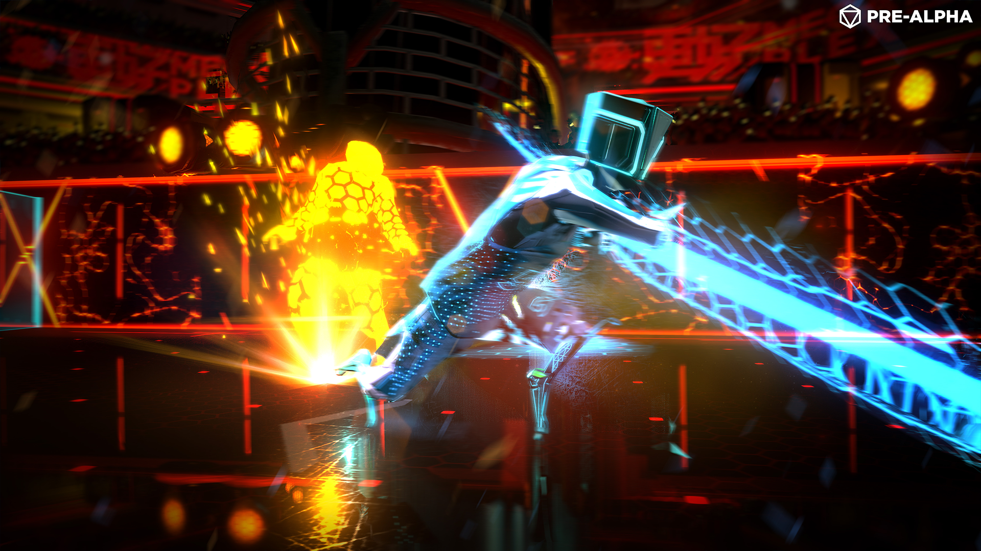 Laser League closed beta starts this weekend
