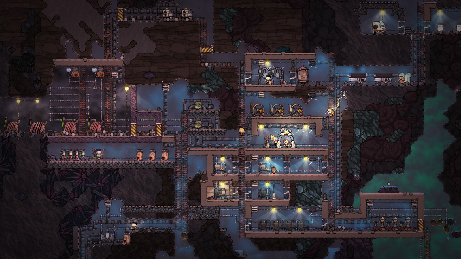 Best Indie Games of 2017 – #9: Oxygen Not Included