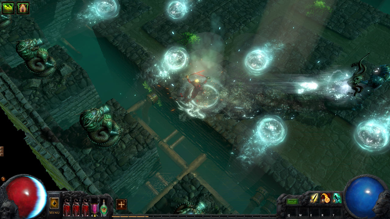 Path of Exile expansion and new league now live