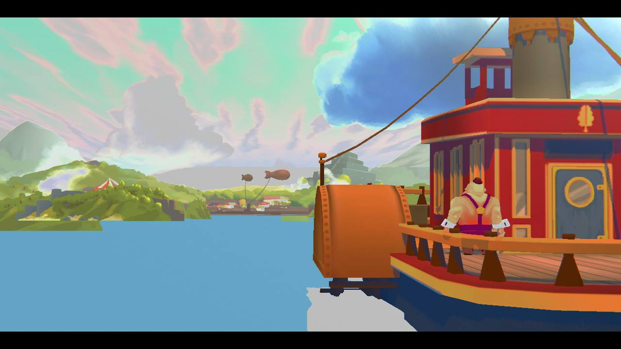 World To The West Nintendo Switch review