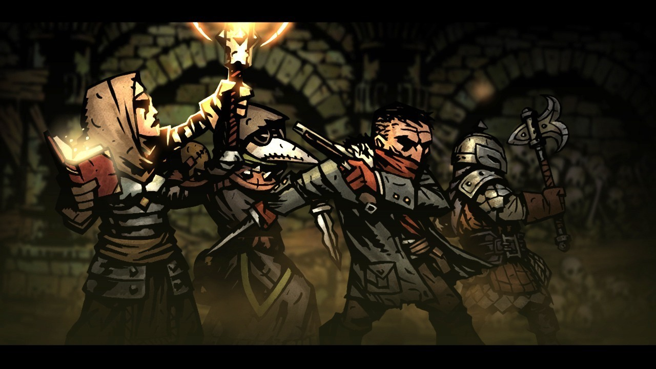 Darkest Dungeon will soon be unearthed on Switch