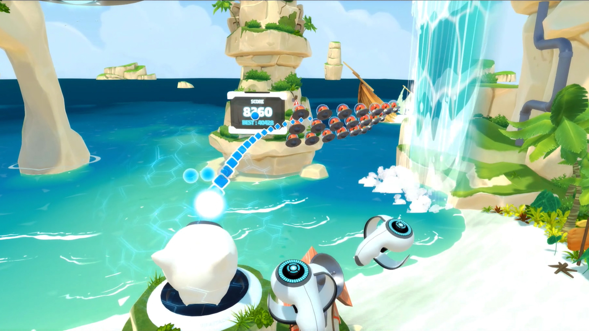 Fruit Attacks VR will enter early access soon