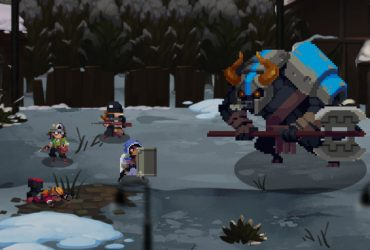 Full Metal Furies gameplay screenshot