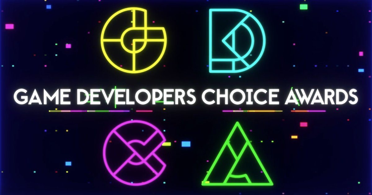 2018 Game Dev Choice Awards for indie artists