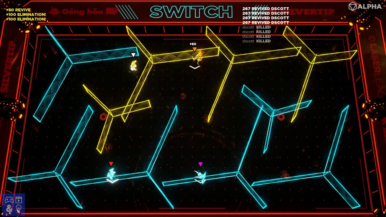 Interview with publisher of Laser League 505 Games