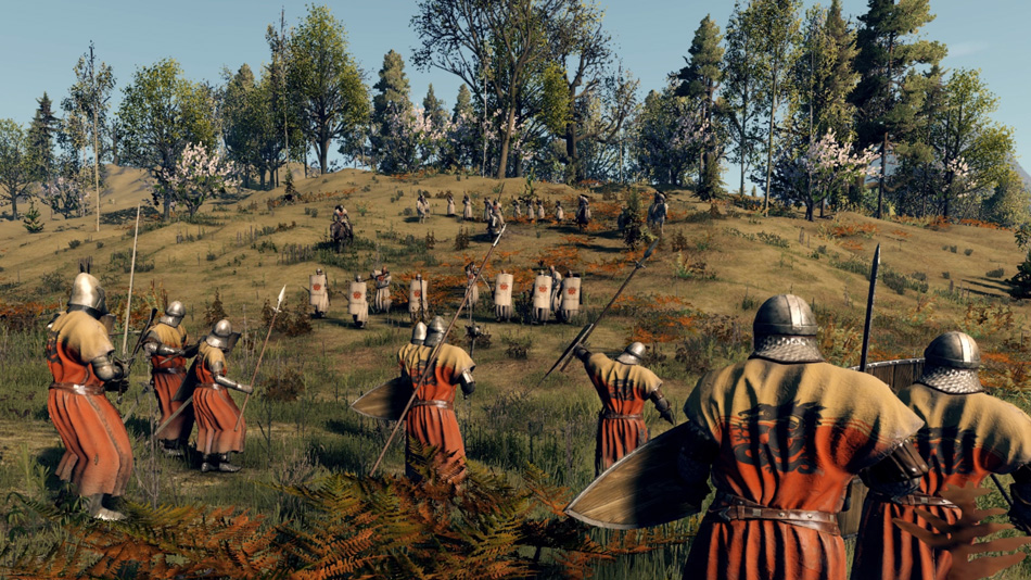 Life is Feudal: MMO gets Steam early beta release date