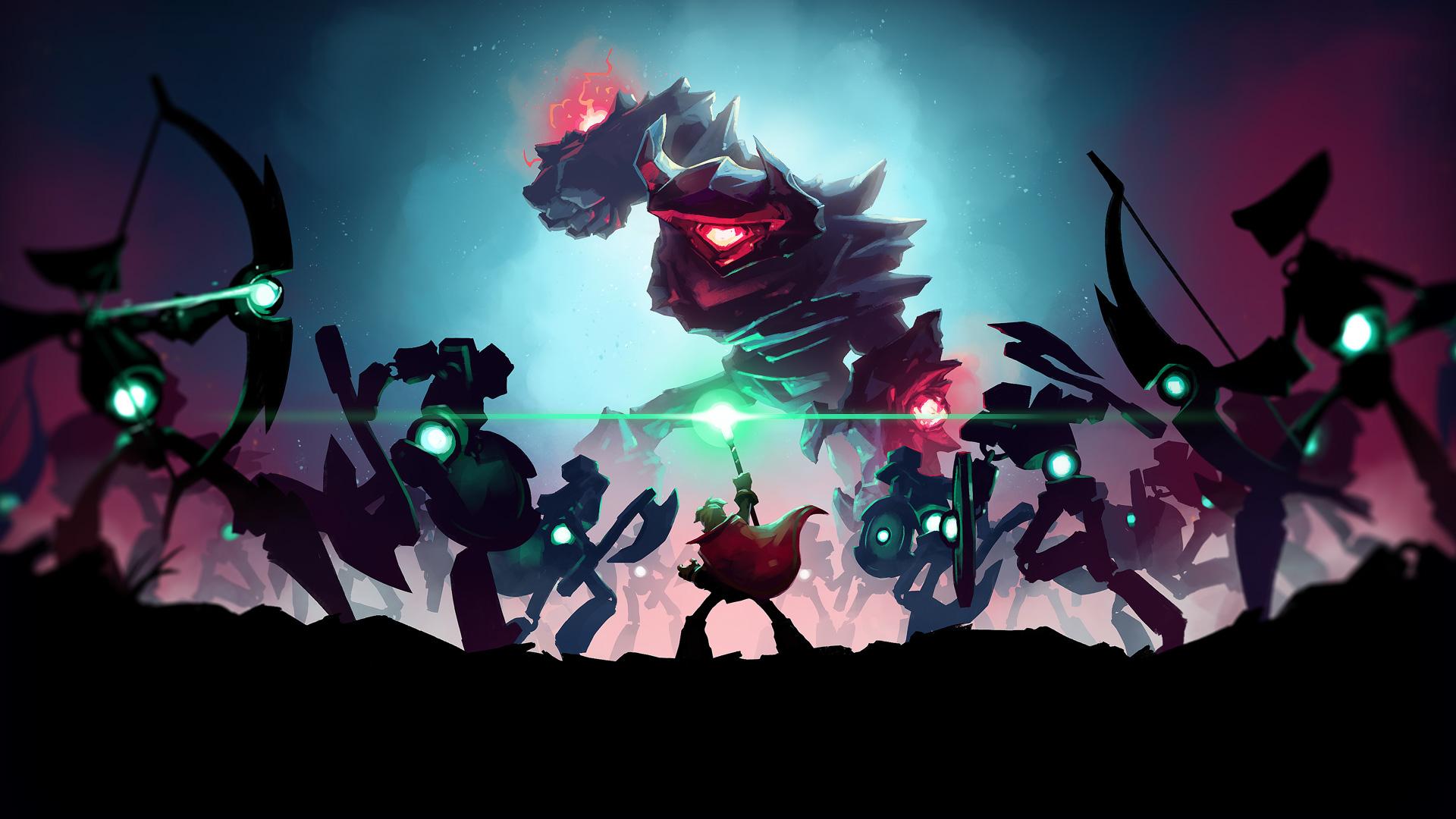 Masters of Anima summons new gameplay trailer