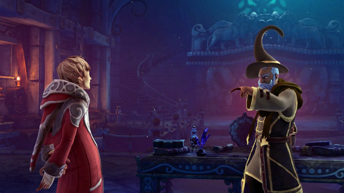 Nine Parchments Nintendo Switch review