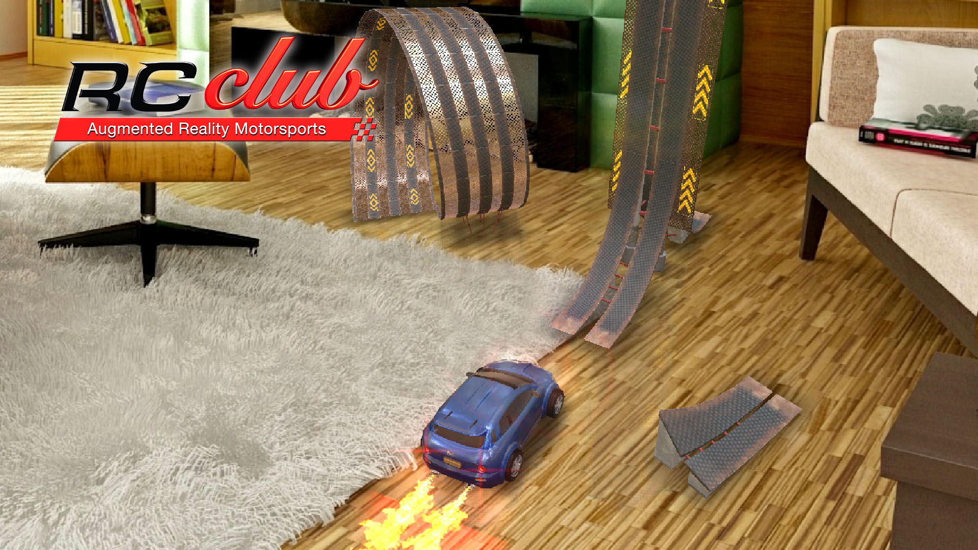 RC Club mobile game accelerates onto iPhones and iPads