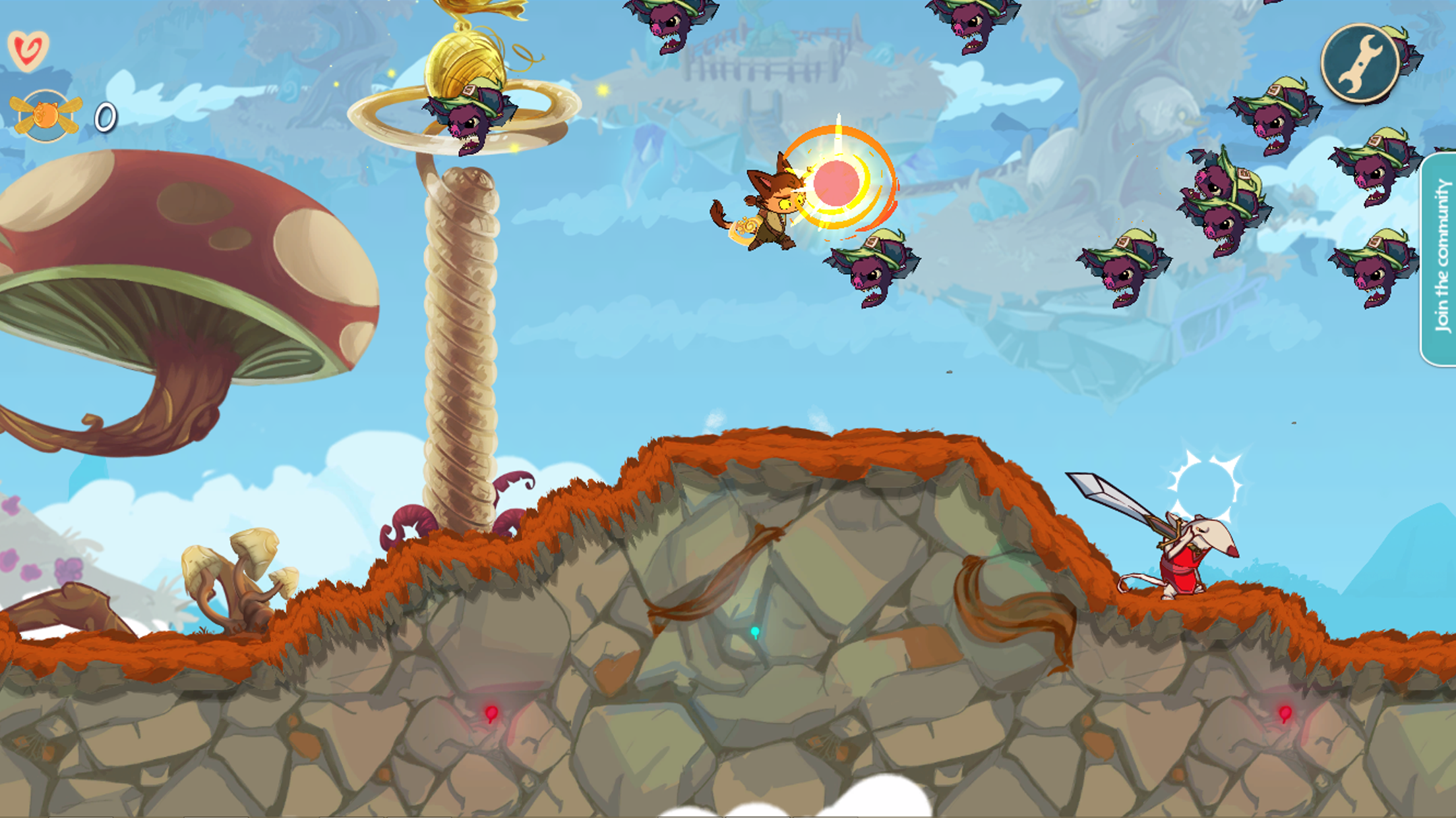 Crazy Dreamz MagiCats Edition now on iOS