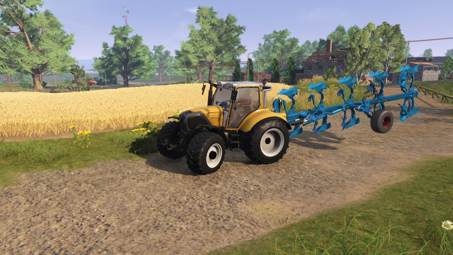 Farmer's Dynasty unearths new gameplay trailer