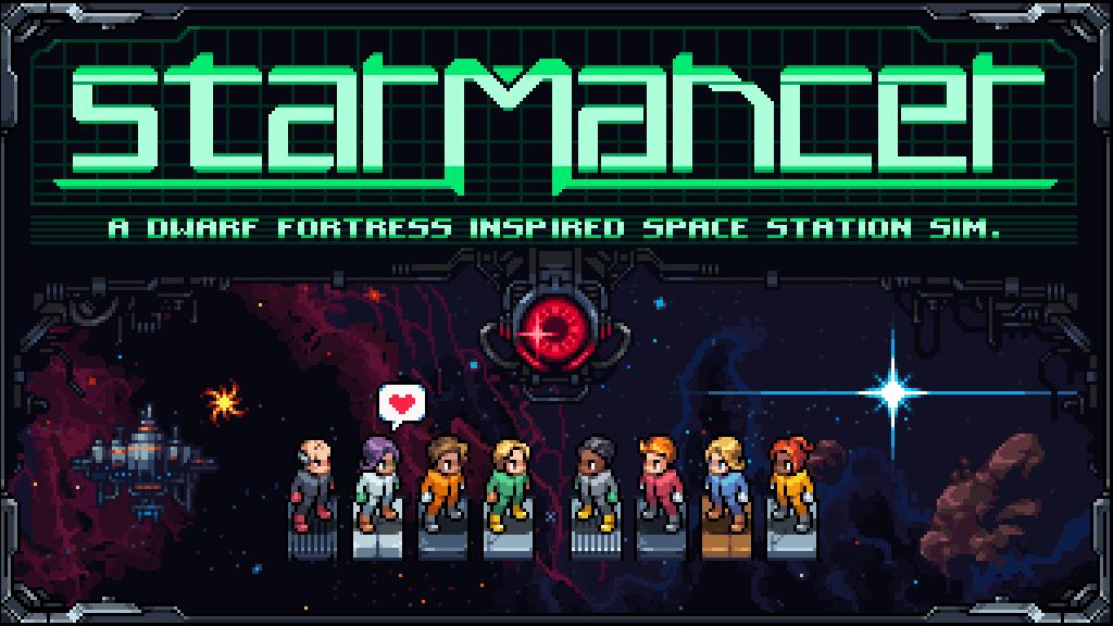 Space sim Starmancer smashing Kickstarter