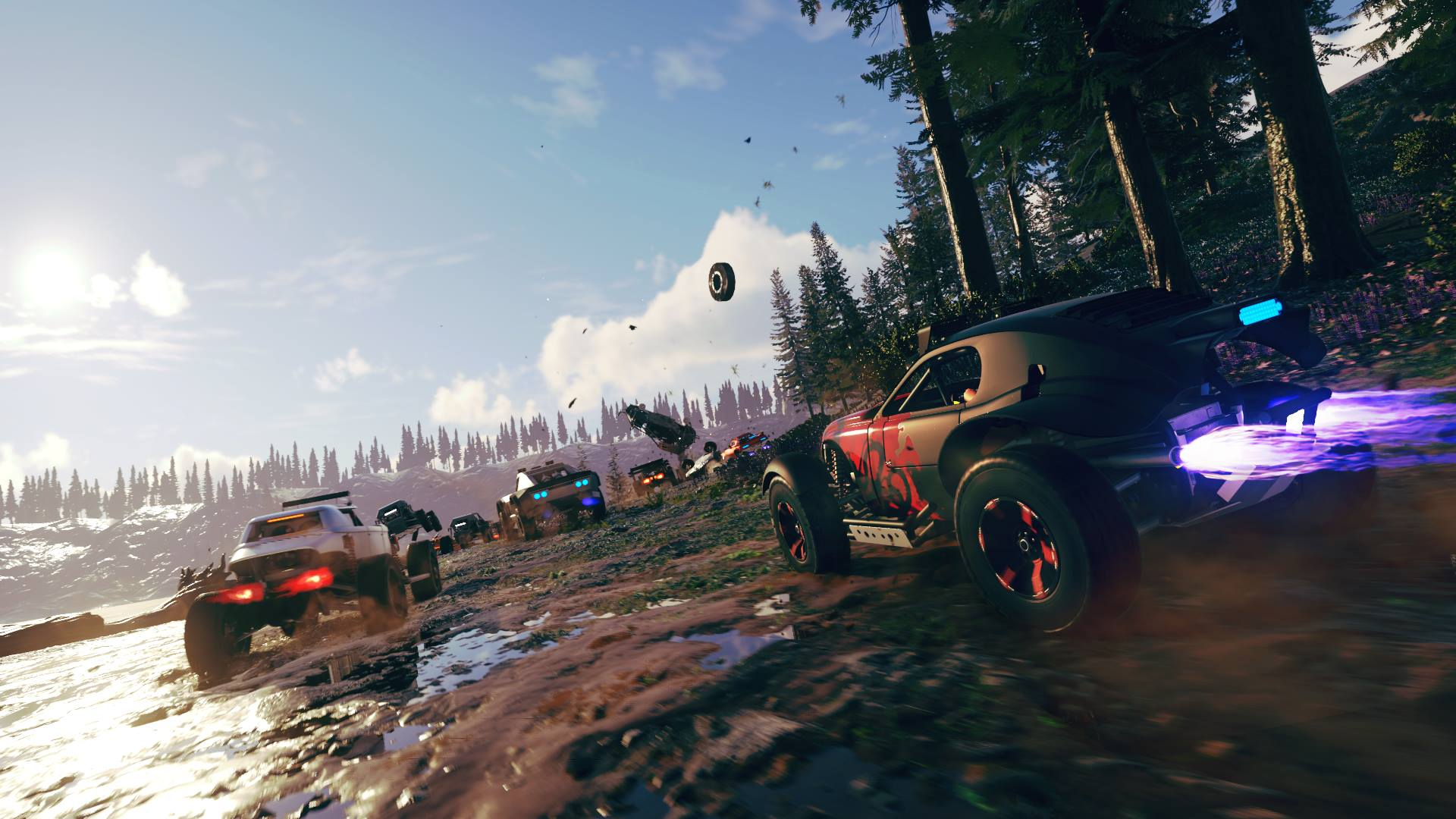 Onrush new trailer reveals thrilling gameplay