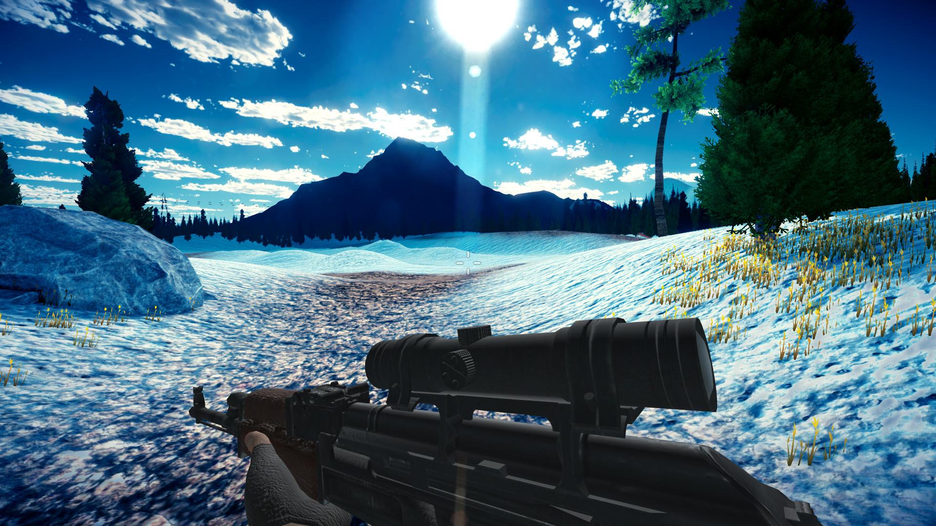 Alaska unfolds onto Steam