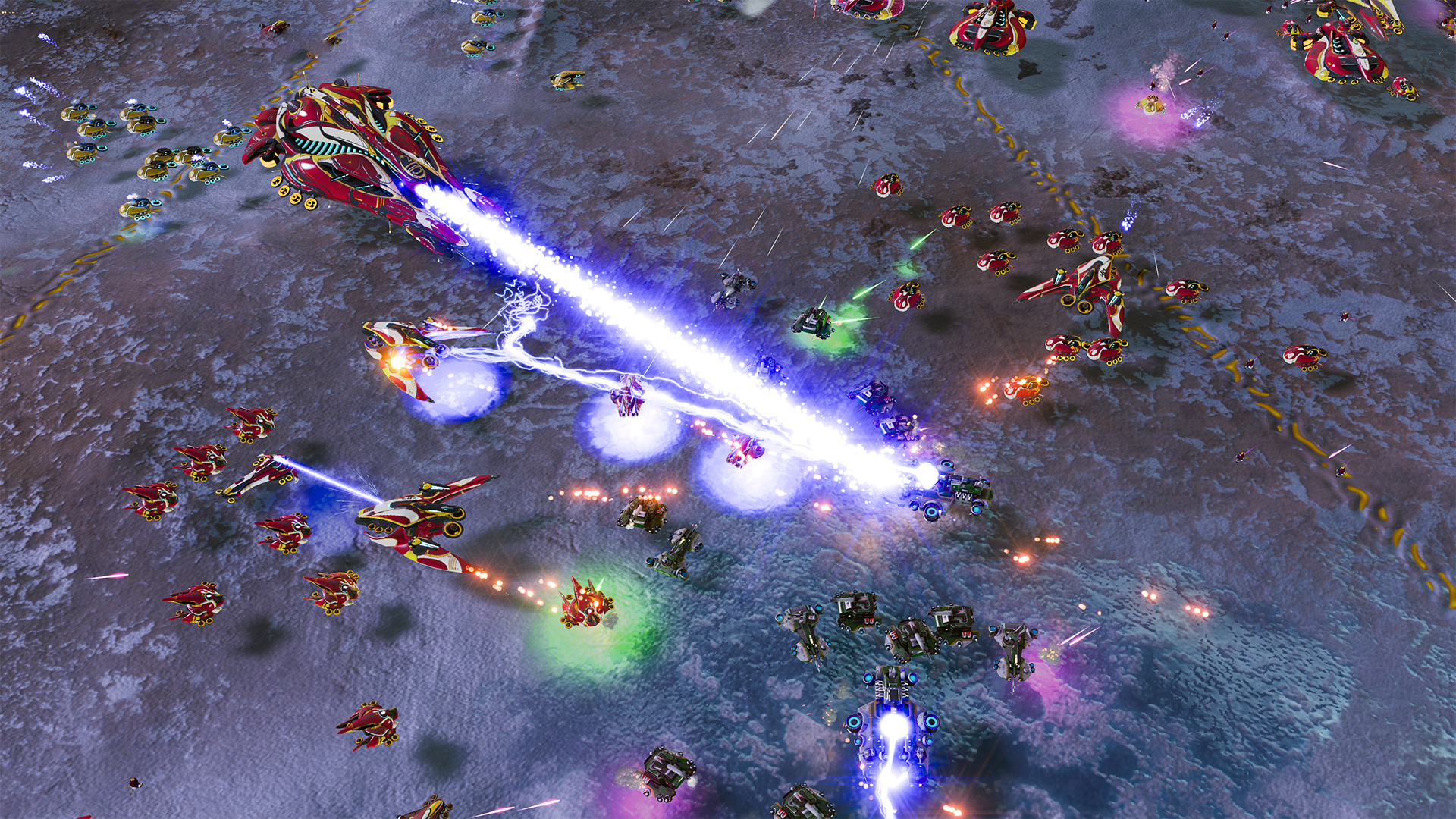 Ashes of the Singularity content update
