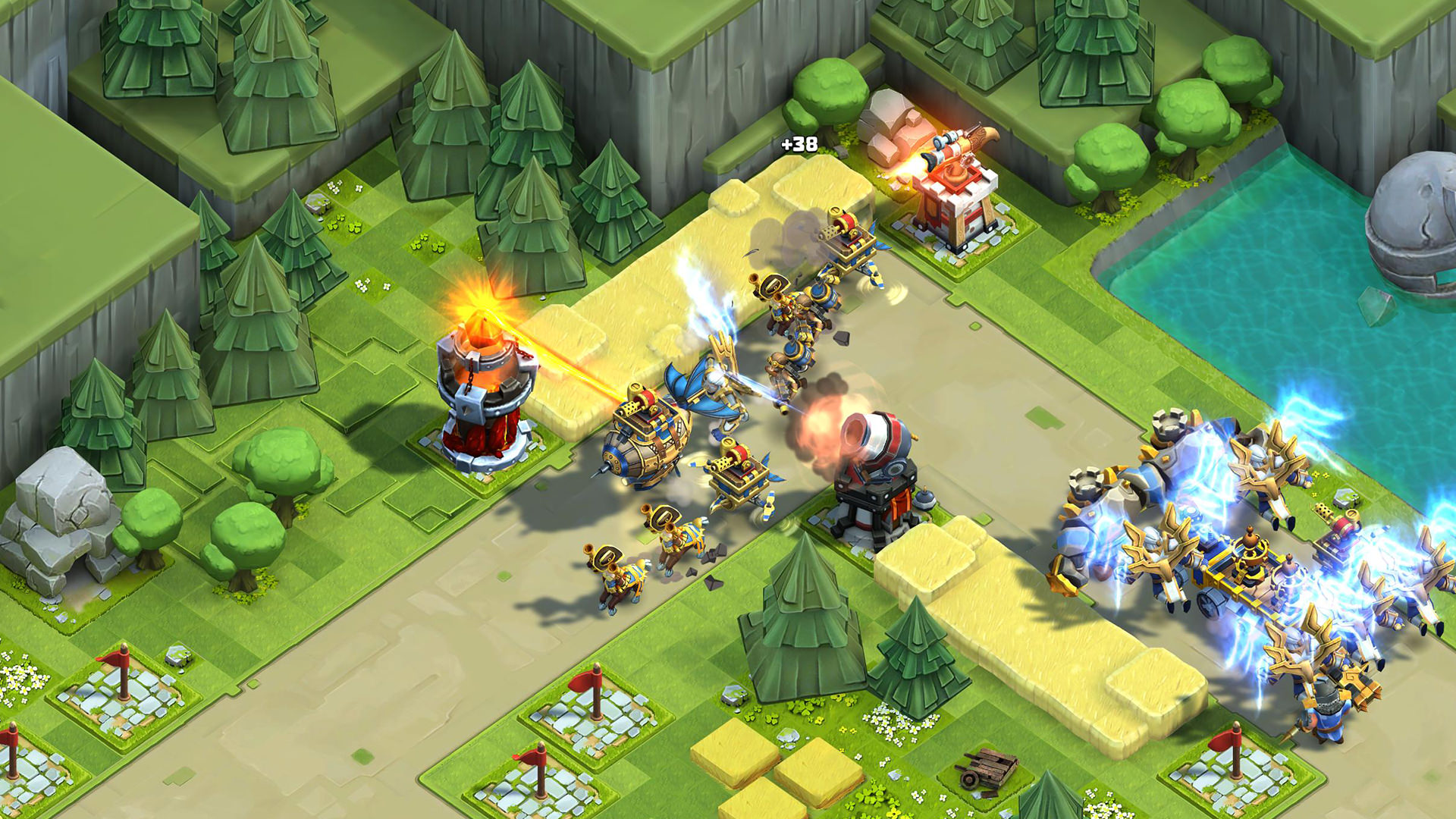 Caravan War launches for mobile