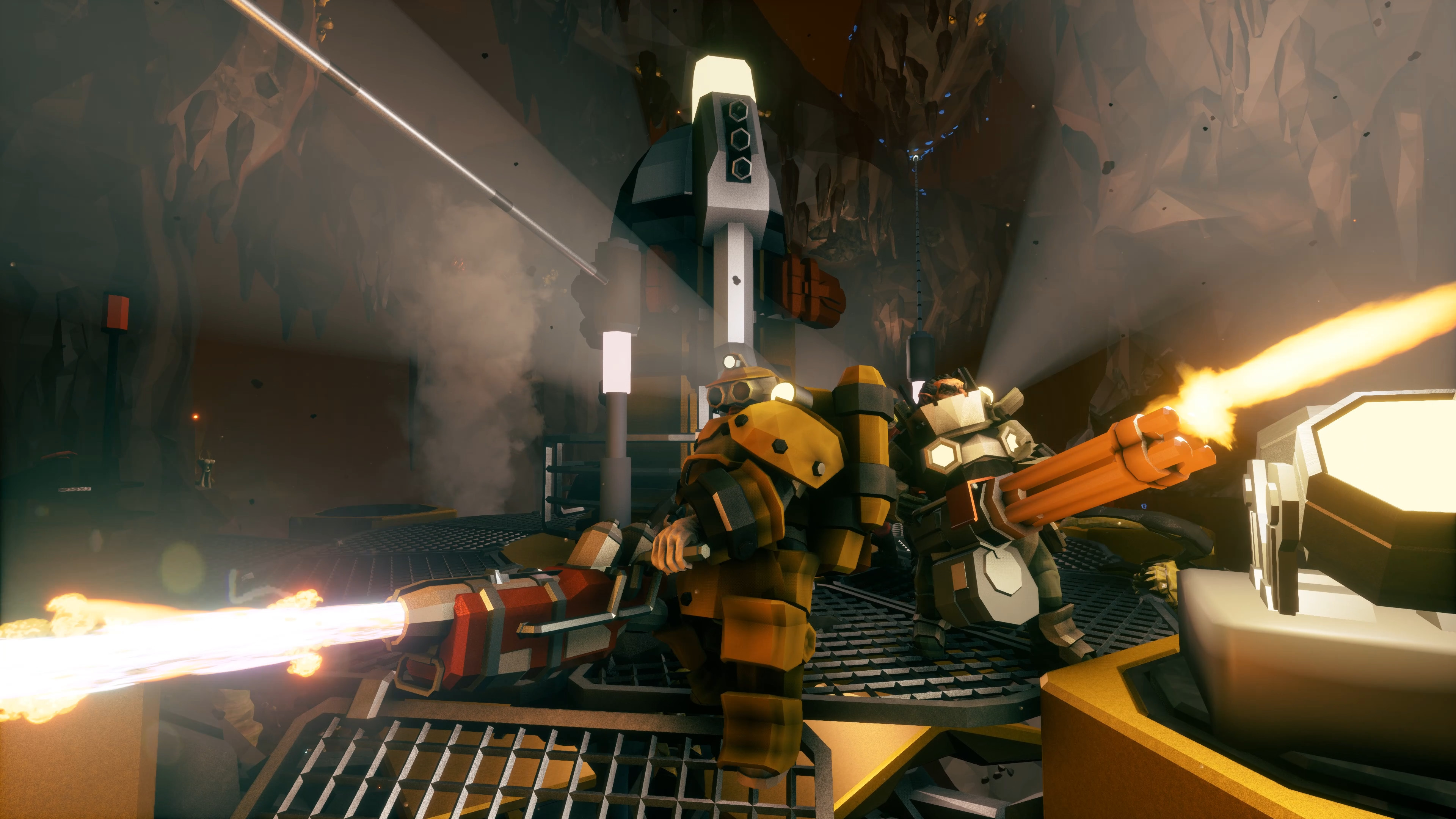 Deep Rock Galactic unearthed on PC and Xbox