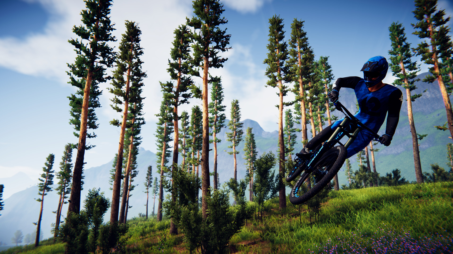 Descenders speeds onto Steam with Early Access release