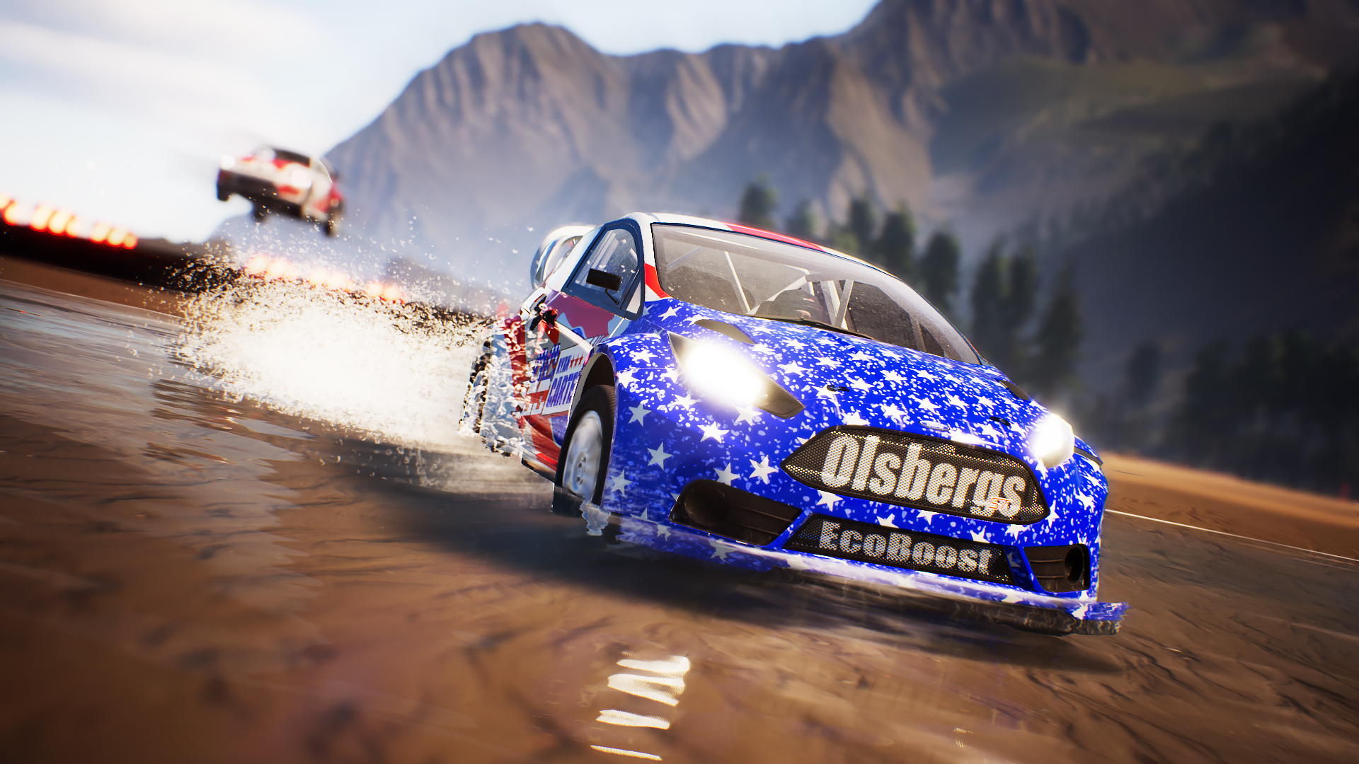 Gravel drifts onto Steam and consoles