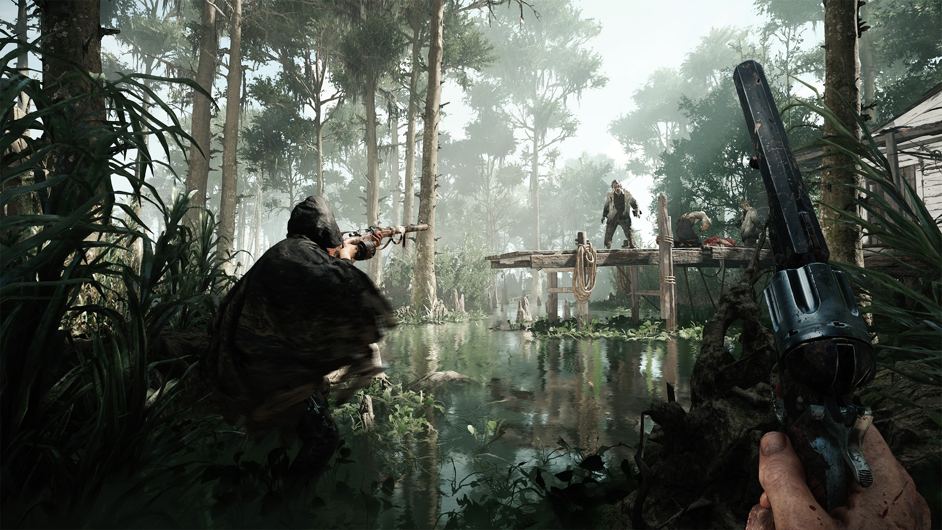 Hunt Showdown makes its way to Early Access