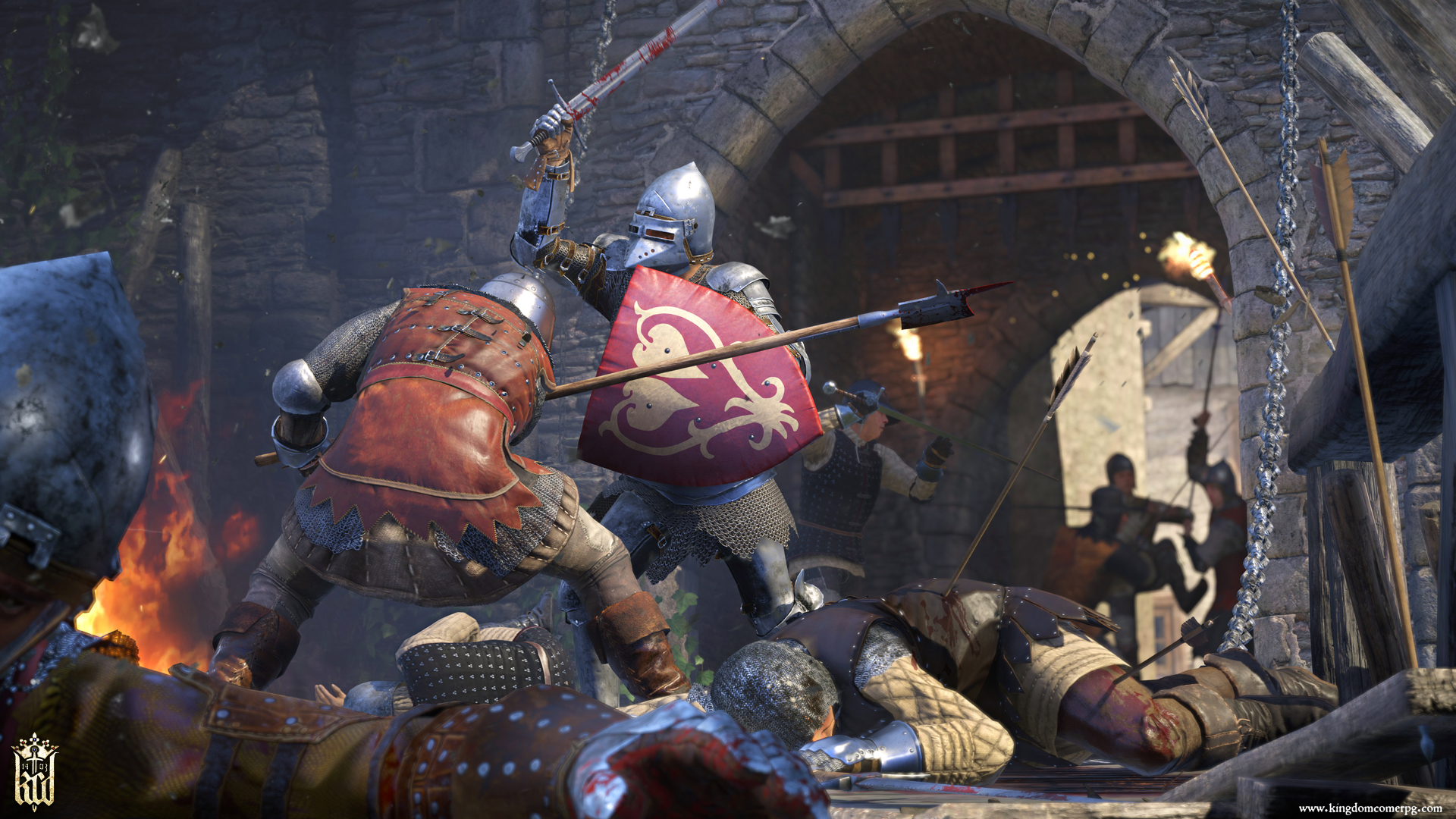 Kingdom Come: Deliverance slays UK charts