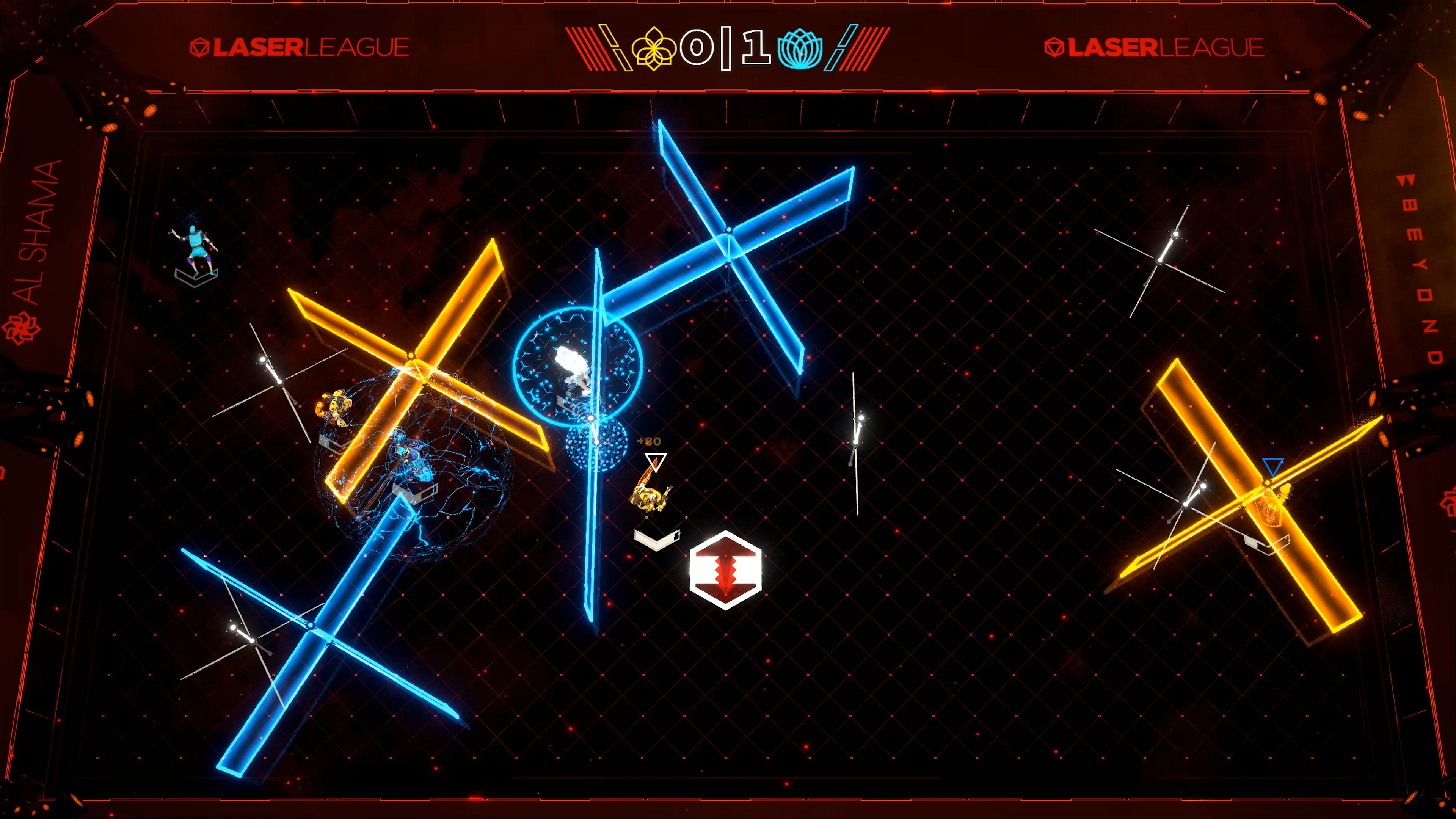 Laser League launching in Early Access today