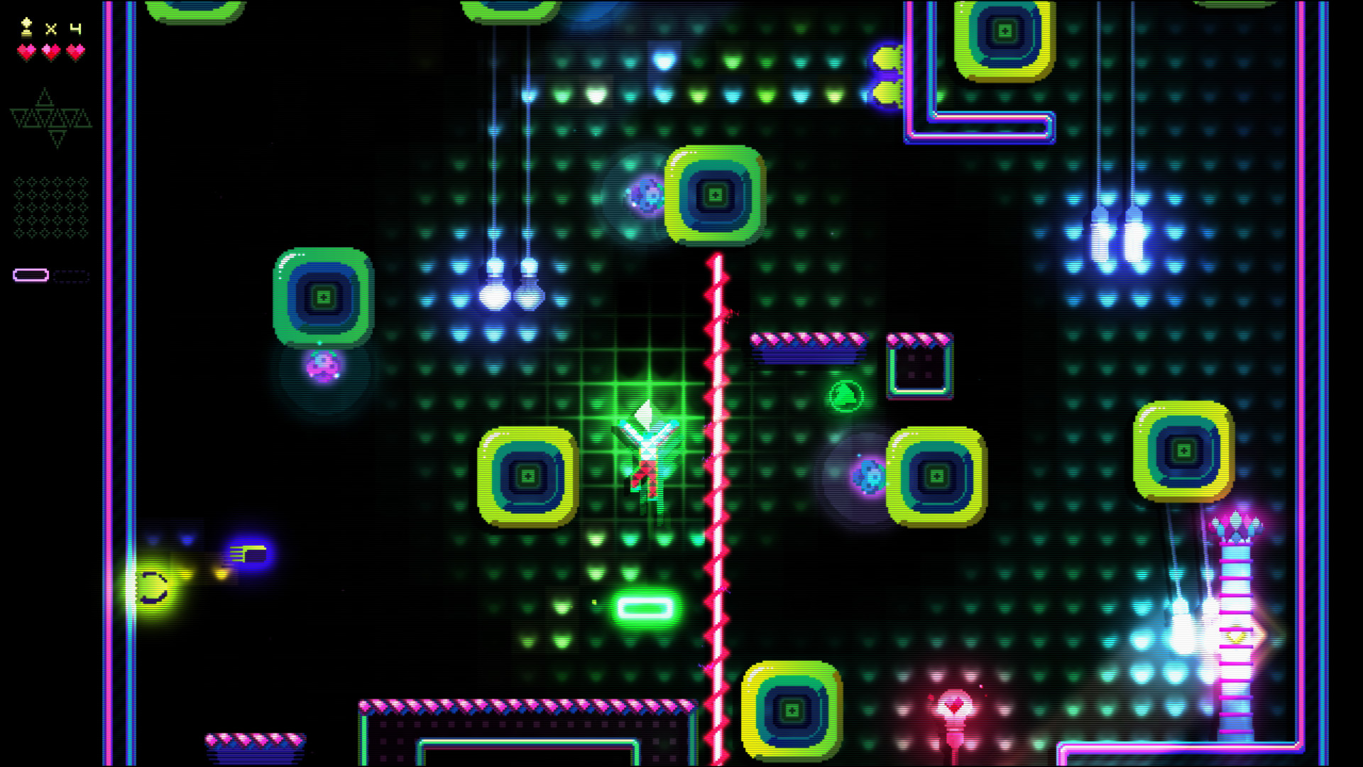 Octahedron climbing onto Steam and consoles