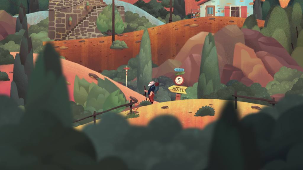 Una gita in montagna