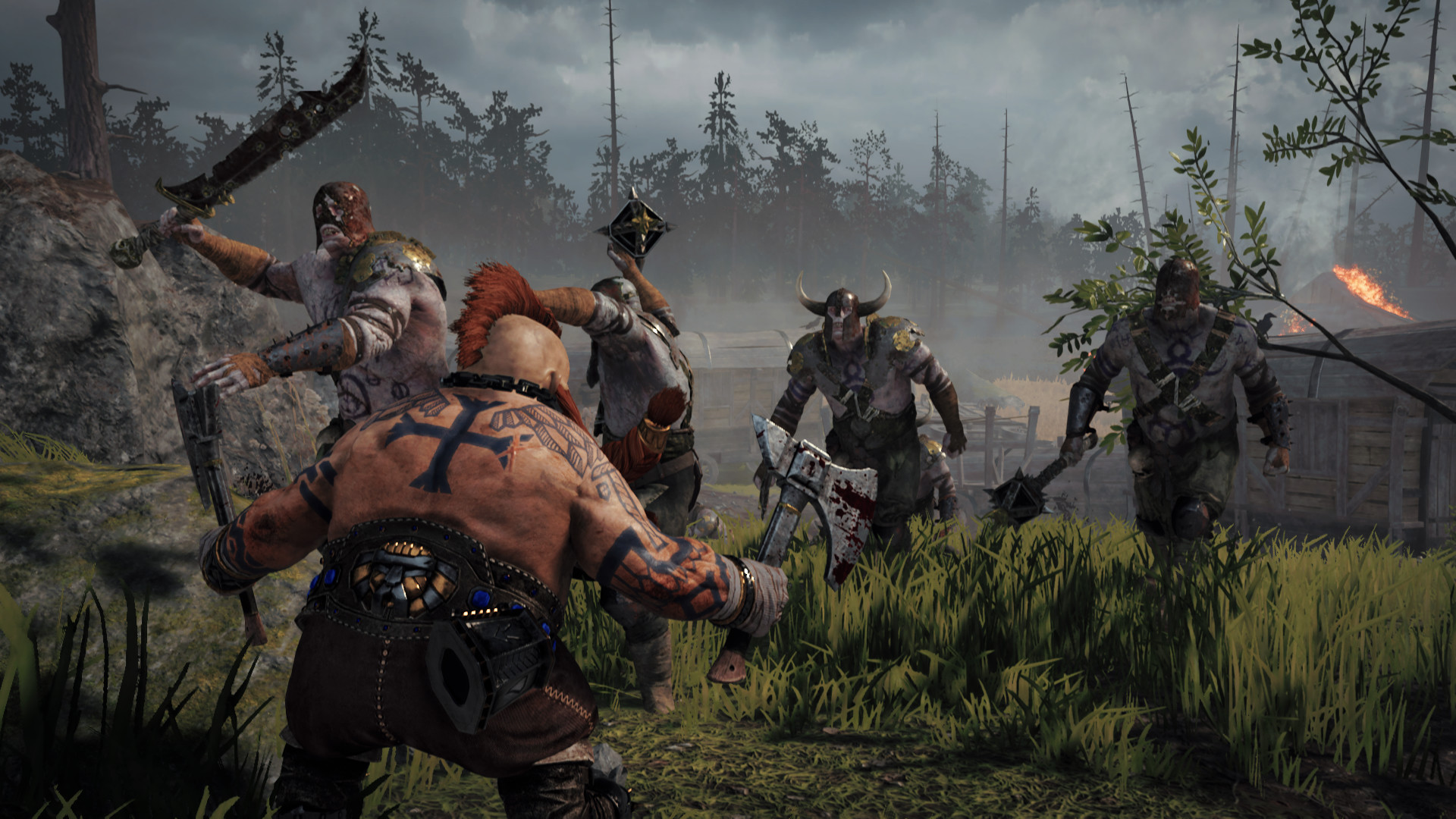 Warhammer Vermintide 2 coming next month