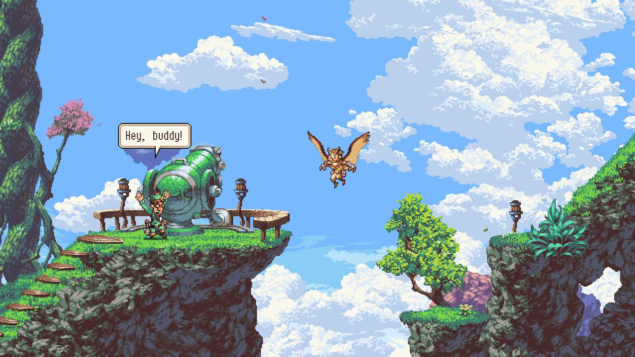 Owlboy Nintendo Switch review