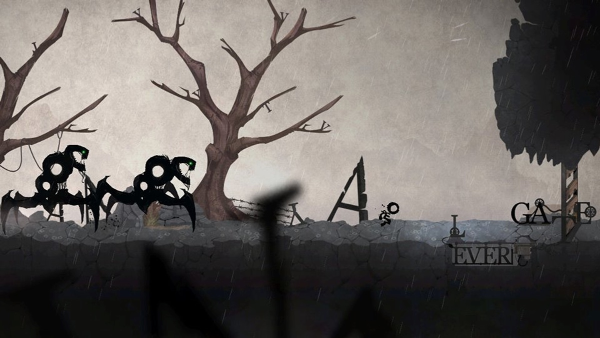 Typoman: Revised Nintendo Switch review
